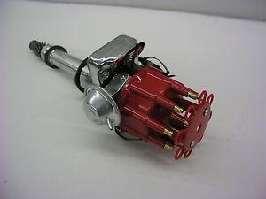SBC BBC CHEVY V8 READY TO RUN ELECTRONIC DISTRIBUTOR # WPM-6701-R ...
