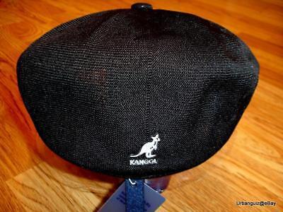 Mens Classic  Kangol  8-Quarter  Tropic  Galaxy  Cap  Color  Black
