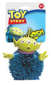 ALIEN-KOOSH-Ball-LGM-Toy-Story-Oddzon-Disney-Pixar-Little-Green-Men-3-Eyes-NEW