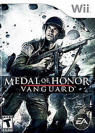 Medal of Honor: Vanguard (Nintendo Wii, 2007)