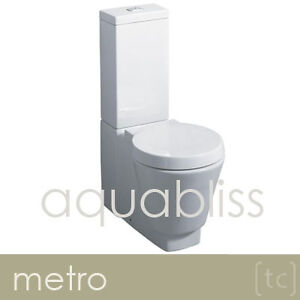 Aquabliss-TC-Metro-Toilet-WC-SOFT-SEAT-Life-Guarantee