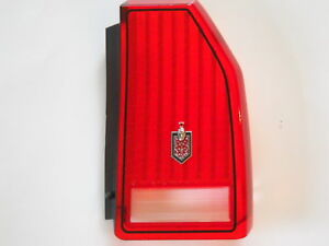 87-88-Monte-Carlo-SS-NEW-Taillight-Tail-Light-Lens-Right-Hand