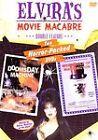 Elviras Movie Macabre - Doomsday Machine/Werewolf of Washington (DVD, 2006, 2-Disc Set)
