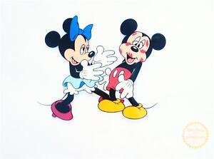 "Walt Disney Serigraph ""Mickey's Surprise Party """