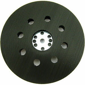 bosch medium sanding backing pad plate pex 400 ae a pex 12 ae single screw mount ebay. Black Bedroom Furniture Sets. Home Design Ideas