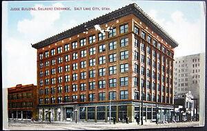 Judge Building Salt Lake City