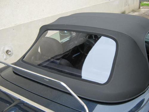 Fiat Barchetta Cabriolet Rear Screen Window Zip-in Conv