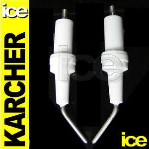 KARCHER-STEAM-CLEANER-BOILER-HEATER-BURNER-IGNITION-ELECTRODES-HDS-750-650-580