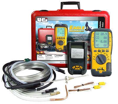 UEI C127KIT Eagle Combustion Analyzer Kit, NOX
