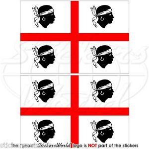 SARDAIGNE-Drapeau-SARDE-ITALIE-Vinyle-Stickers-Autocollant-75mm-x2