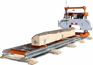 SAWMILLS-MID-SIZED-9HP-BAND-SAW-MILL-LUMBER-MILL-by-Norwood-Portable-Sawmils