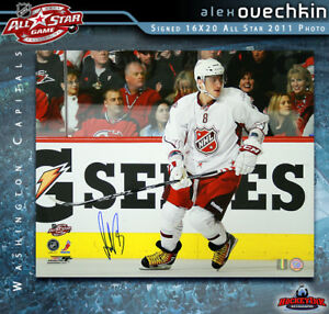 ALEX-OVECHKIN-Signed-2011-All-Star-16x20-Photo-Washington-Capitals