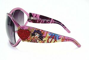 ED-HARDY-EHS048-PIN-UP-DEVIL-PINK-SUNGLASSES-NEW-IN-BOX-FREE-PRIORITY-SHIP