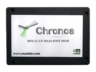 Mushkin Chronos Deluxe 960GB SSD Drivers for Mac