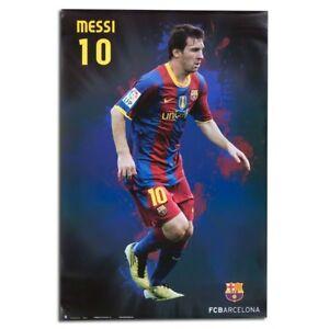 LIONEL-MESSI-FC-Barcelona-SOCCER-Poster-2010-2011-NEW