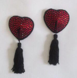 Nipple-Tassles-Black-Jewel-Encrusted-Nipple-Tassle