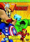 Avengers - Earth's Mightiest Heroes - Vol.1 (DVD, 2011)