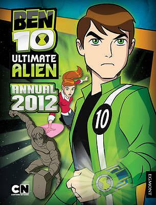 """AS NEW"" VARIOUS, Ben 10 Ultimate Alien Annual 2012 (Annuals 2012), Hardcover Bo"