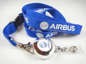 Airbus-POH-Interior-Placard-A380-A350-A340-Lanyard-REEL
