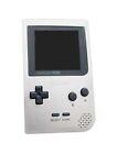 Nintendo Game Boy Pocket Launch Edition Silver Handheld System