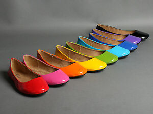NEW-Women-039-s-Fashion-SWEET-Ballet-Flats-Shoes-9-COLORS