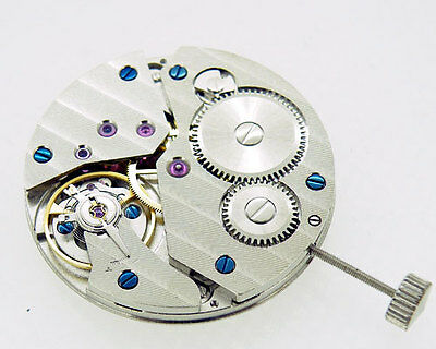 17 Jewels 6497 mechanical hand winding mens classic vintage watch movement