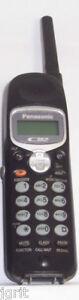 Panasonic KX TGA230B Handset = TG2383 TG2382 phone base