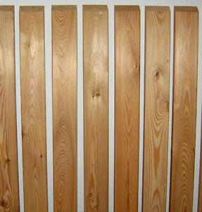 Zaunlatten-2x6-5x80-cm-sibirische-Laerche-Holzzaun-Zaun-Staketenzaun