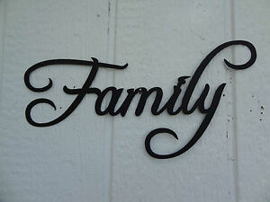 Family-Word-Decorative-Metal-Wall-Art-Home-Decor