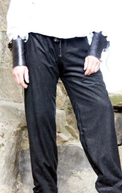 Medieval/LARP/Knights/Squire/Re enactment drawstring TROUSERS/pants
