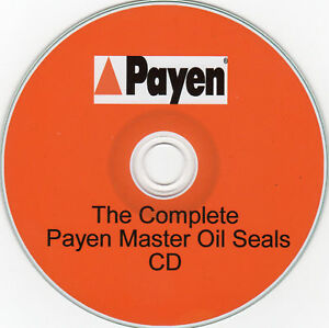 PAYEN-MASTER-OIL-SEALS-HUMPHREY-amp-WESTON-ON-1-CD