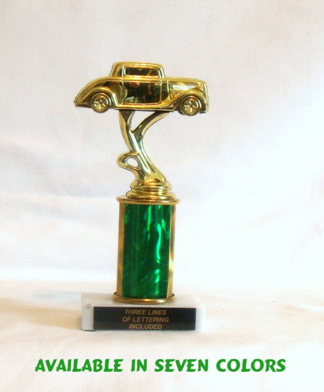 HOT ROD TROPHY JALOPY CAR SHOW AWARD - Car show trophy packages
