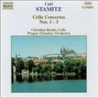 Carl Stamitz: Cello Concertos Nos. 1-3 (CD, Jun-1994, Naxos (Distributor))