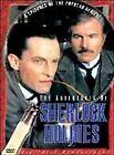 The Adventures of Sherlock Holmes - 4 Episodes (DVD, 2000)