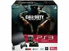 Sony PlayStation 3 Call of Duty: Black Ops Bundle 160 GB Charcoal Black Console