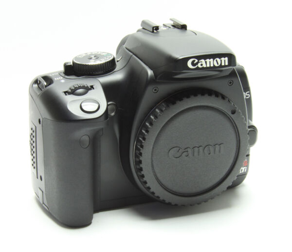 canon eos digital rebel xti eos 400d 10 1mp digital slr camera black body only achetez