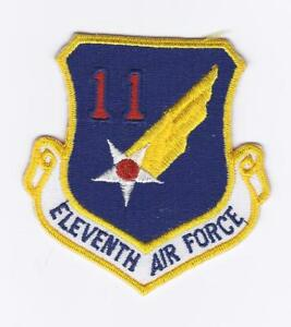 Patch US Air Force 11th Air force