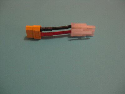 Ladekabel Adapter Adapterkabel XT 60 (Buchse) auf Tamiya  (Buchse)