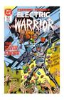 Electric Warrior #5 (Sep 1986, DC)
