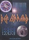 Def Leppard - Visualize/Video Archive (DVD, 2001)