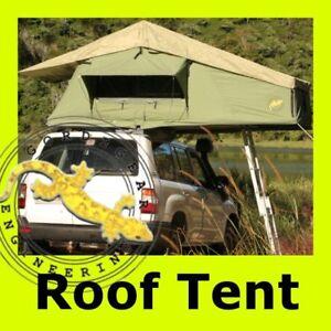 Image is loading Original-Gordigear-Explorer-Roof-Top-Tent-for-4WD- & Original Gordigear Explorer+ Roof Top Tent for 4WD Car Trailer ...