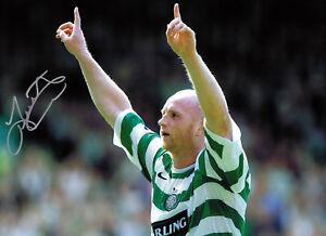 John-Hartson-SIGNED-Autograph-Photo-Celtic-Legend-AFTAL