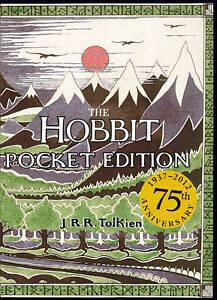 The-Hobbit-pocket-version-Tolkien-J-R-R-New-Book
