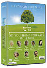 Who Do You Think You Are? - Series 3 - Complete (DVD, 2009, 3-Disc Set)