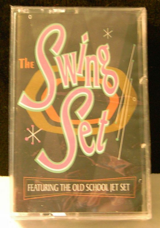The Swing Set featuring The Old School Jet Set CASSETTE TAPE NEW ...