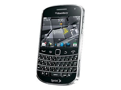 blackberry bold 9930 8gb black sprint smartphone without rh ebay com Sprint BlackBerry Flip Phone Sprint BlackBerry Updates