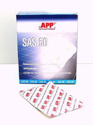Staubbindetuch 5 Stück / Staubbindetücher  für Autolack AP250501