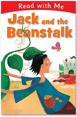 """""""AS NEW"""" Jack and the Beanstalk (Read with Me), Page, Nick, Book"""