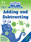 Adding and Subtracting 7+ by Autumn Publishing Ltd (Paperback, 2011)
