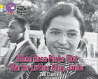 When Rosa Parks Met Martin Luther King Junior: Band 03 Yellow/Band 17 Diamond by Zoe Clarke (Paperback, 2012)